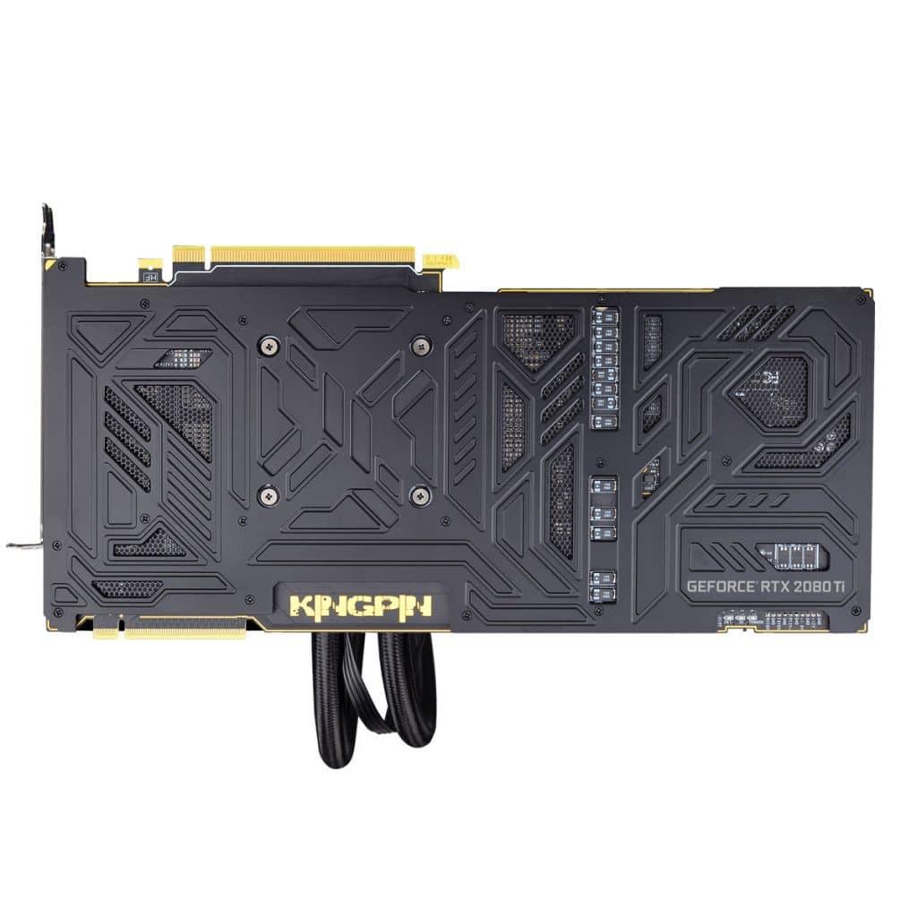 Evga GeForce RTX 2080 Ti KINGPIN Dos