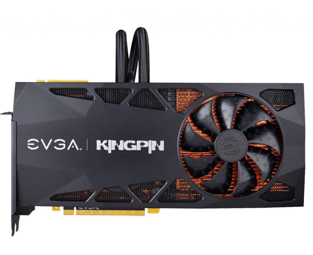 Evga GeForce RTX 2080 Ti KINGPIN Face