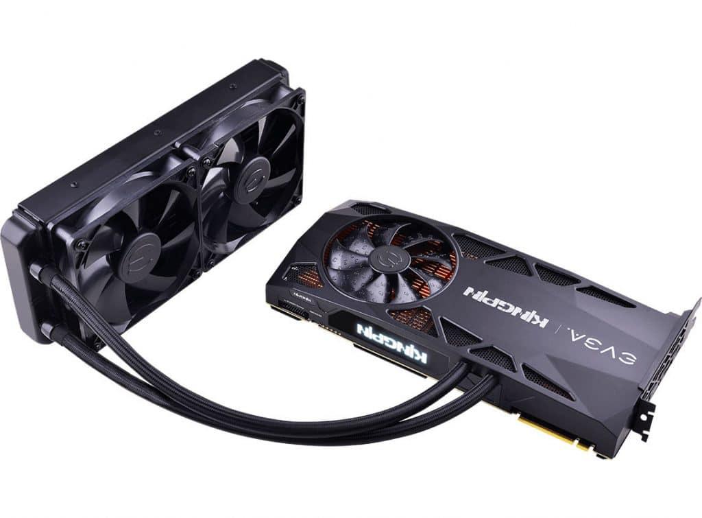 Evga GeForce RTX 2080 Ti KINGPIN Refroidissement