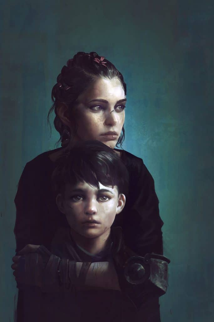 A Plague Tale Innocence personnages