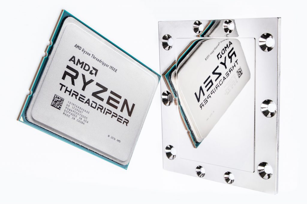 processeur AMD Ryzen Threadripper VS Ryzen 3700