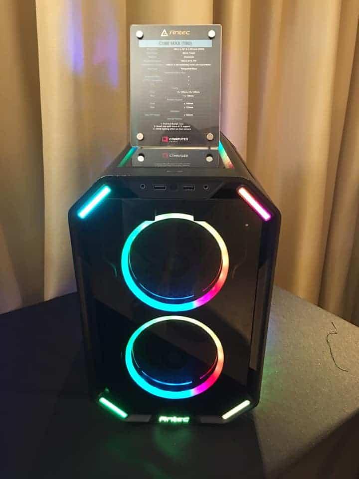Antec Cube Max boitier