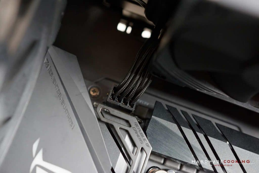 Alimentation CPU 8-pins