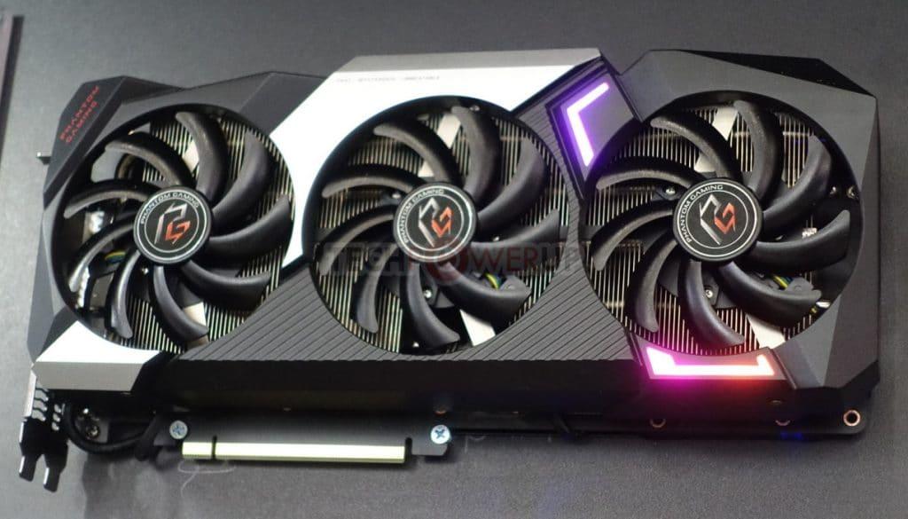 Carte graphique AMD Radeon ASRock RX 5700 Phantom Gaming