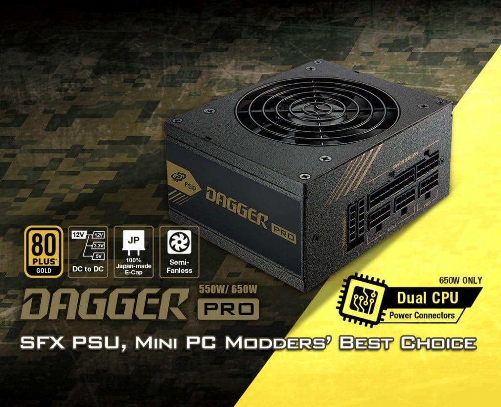 Computex alimentation FSP Dagger Pro