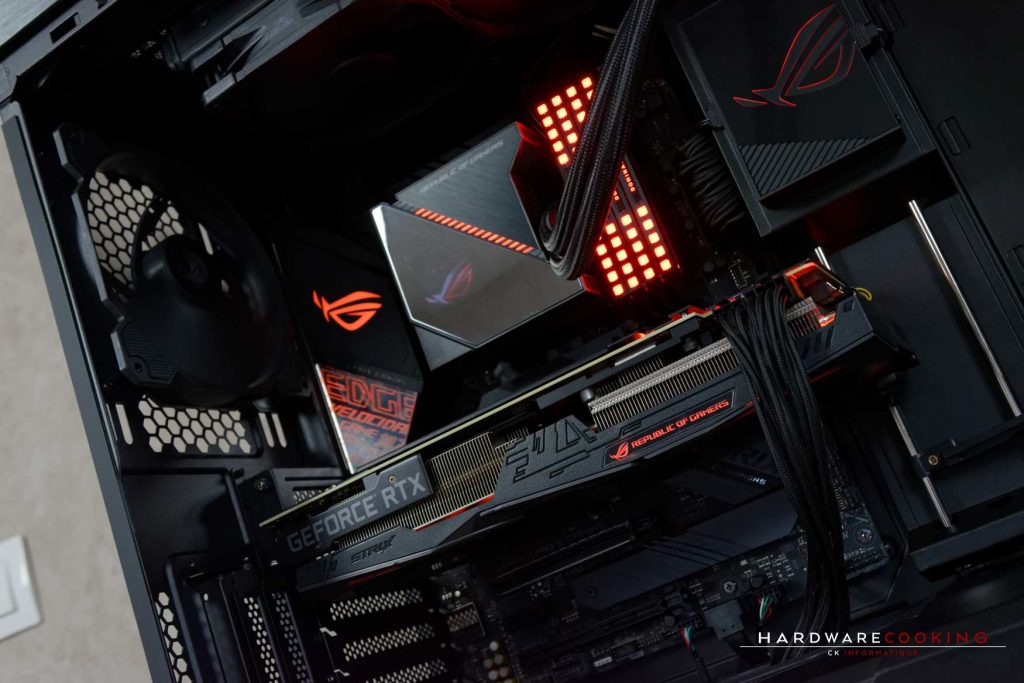 The ROG&Roll, une configuration FULL ASUS ROG Strix par HardwareCooking