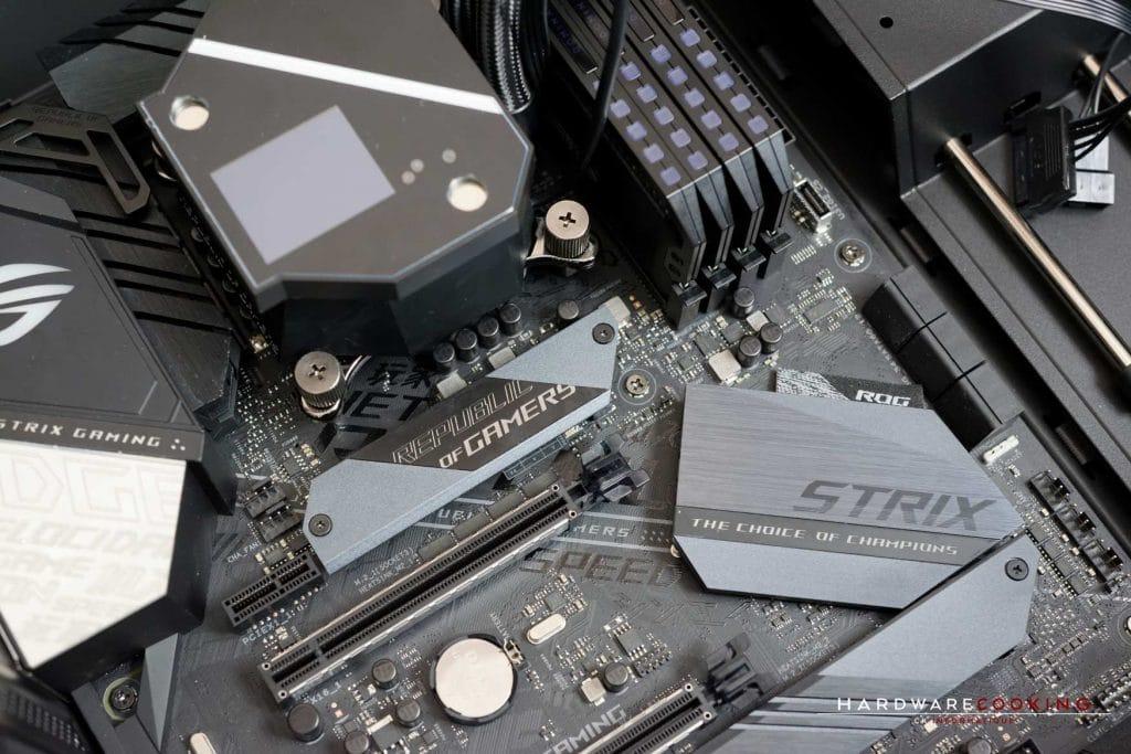 Dissipateur thermique SSD M.2