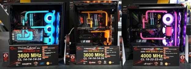 DDR4 G.SKILL AMD X570