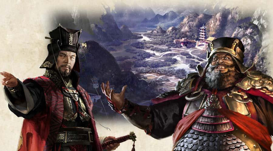 Jeu vidéo Total War Three Kingdoms
