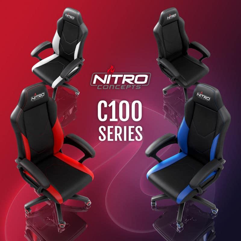 Nitro Concepts C100 série