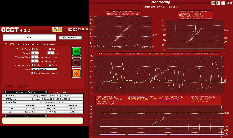 Nouveau look pour le logiciel OCCT avec la version 5 0 0