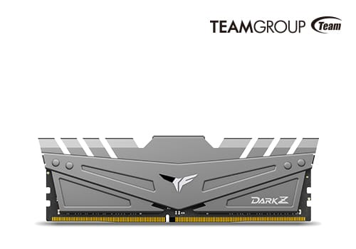 TeamGroup T-Force Dark Z grise