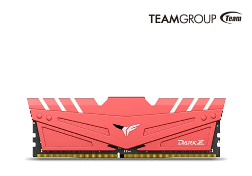 TeamGroup T-Force Dark Z rouge