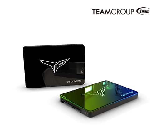 SSD TeamGroup T-Force Delta Max RGB