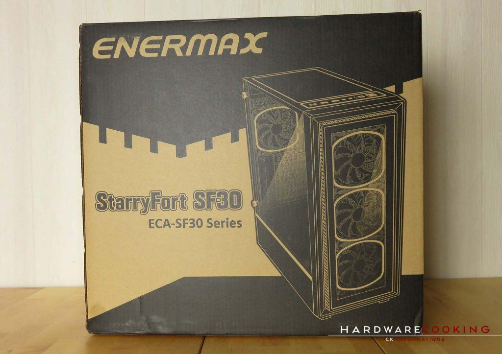 Enermarx StarryFort SF30 carton
