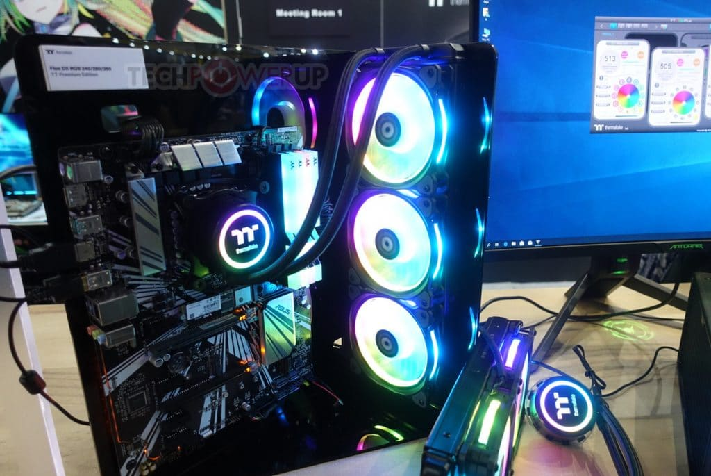 Thermaltake Floe DX RGB All-In-One