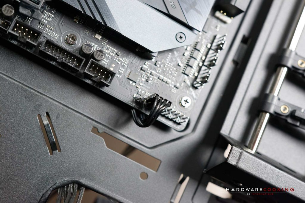 Tuto montage PC branchement du Front Panel