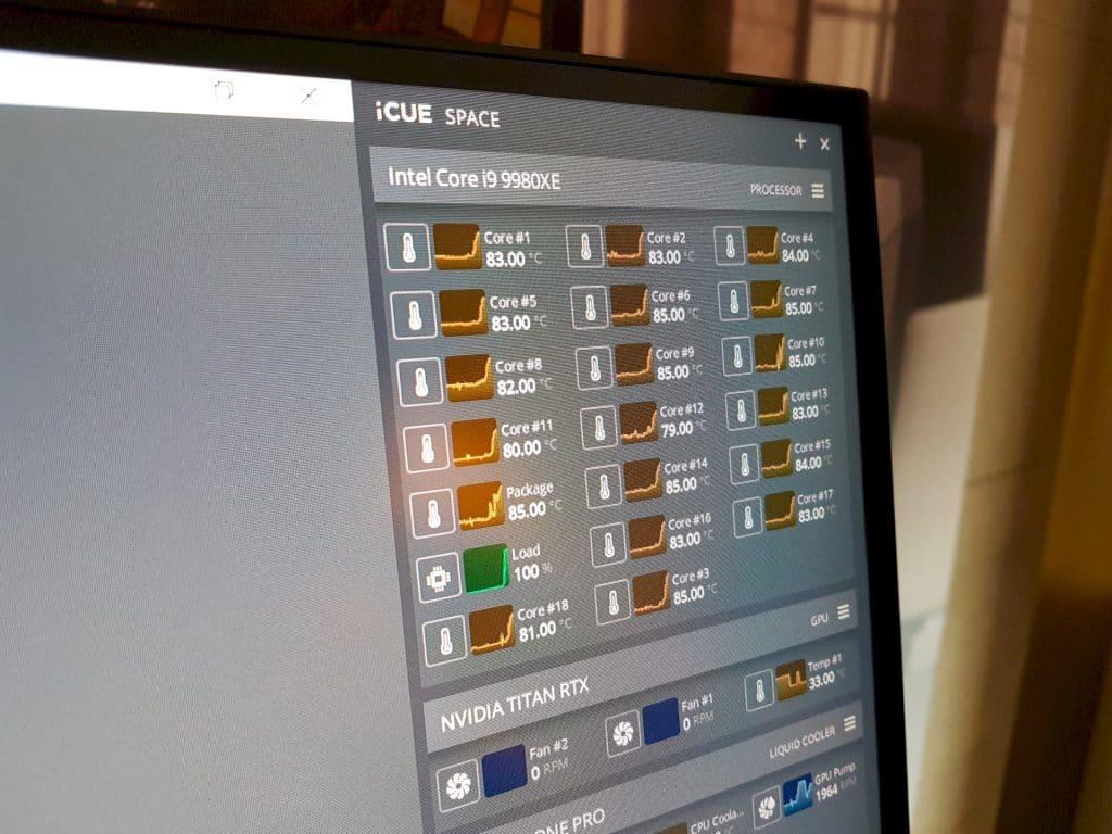 Corsair One Pro composants