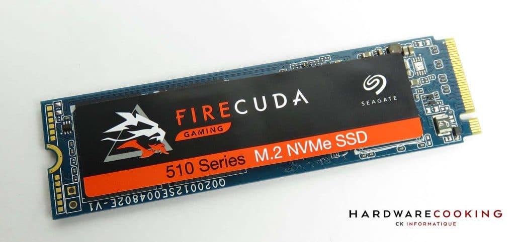 SSD Seagate FireCuda 510 face