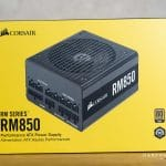Test alimentation Corsair RM850 Gold