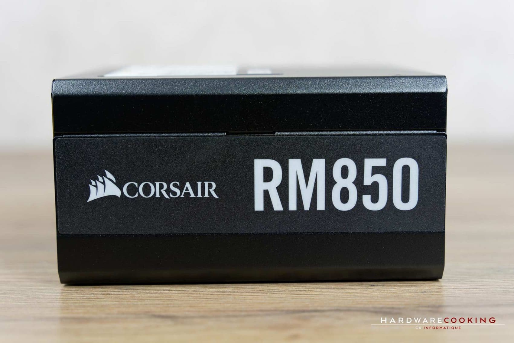 Alimentation Corsair RM850