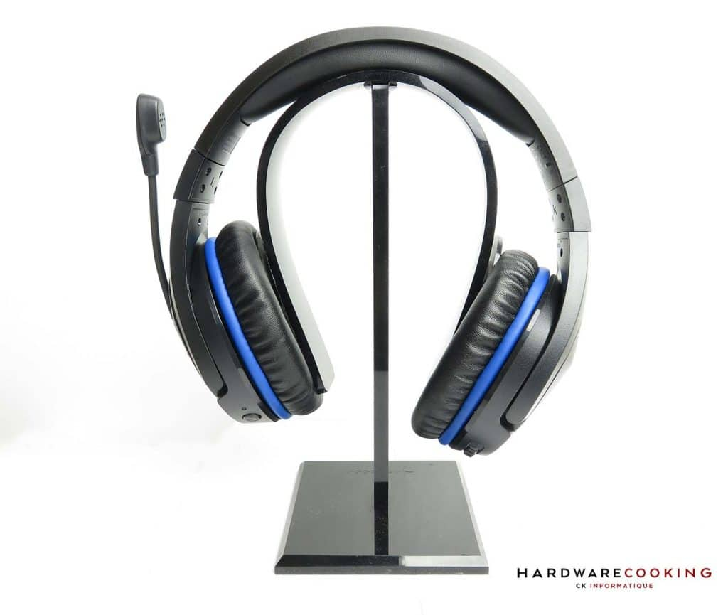 HyperX Cloud Stinger Wireless face
