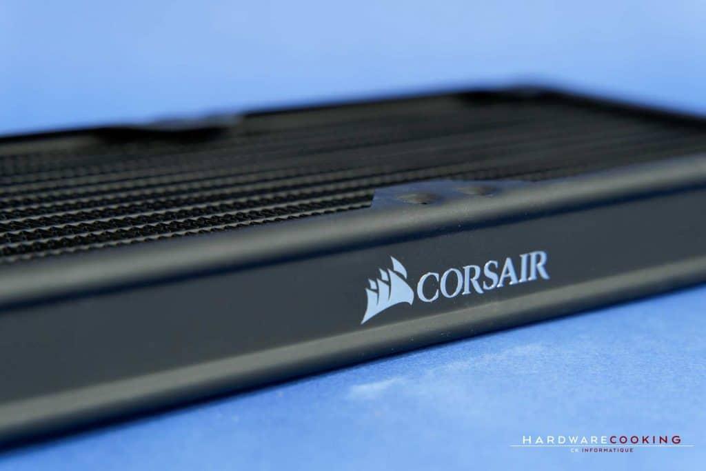 Radiateur Corsair Hydro X XR5