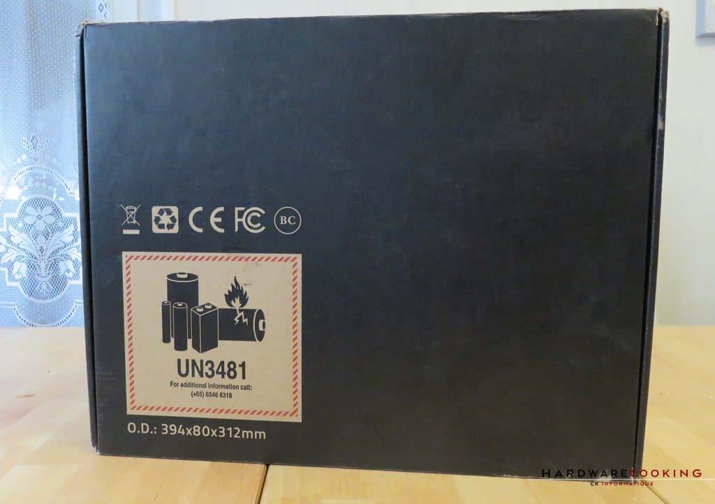 Razer Blade Stealth 13 carton