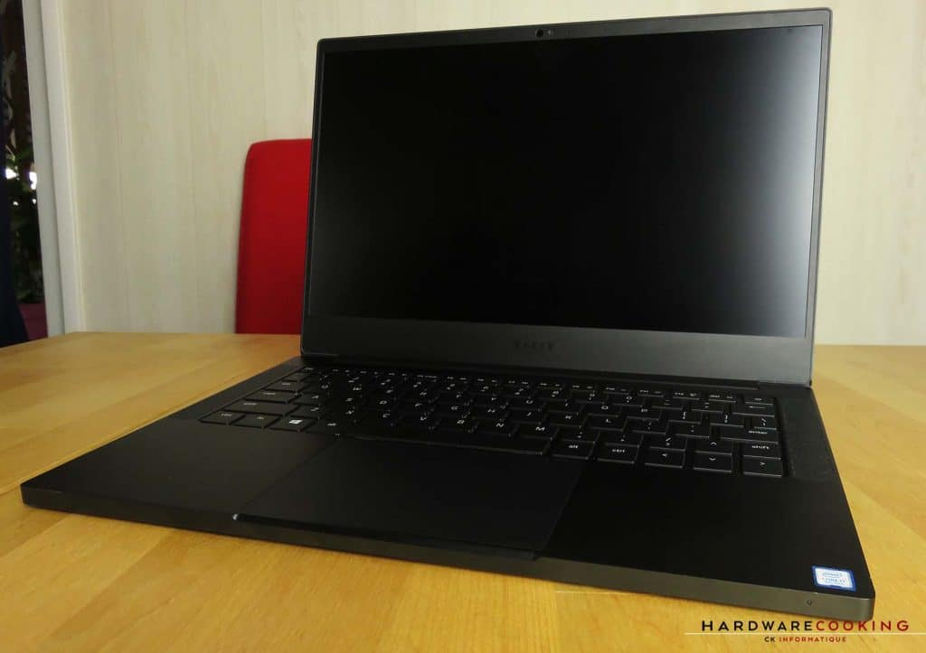 test laptop Razer Blade Stealth 13