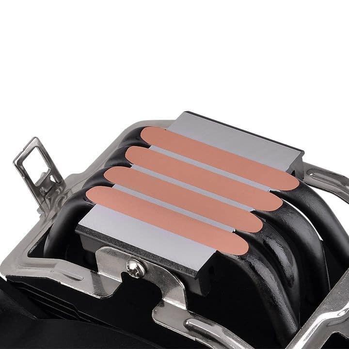 Thermaltake UX200 base cuivre