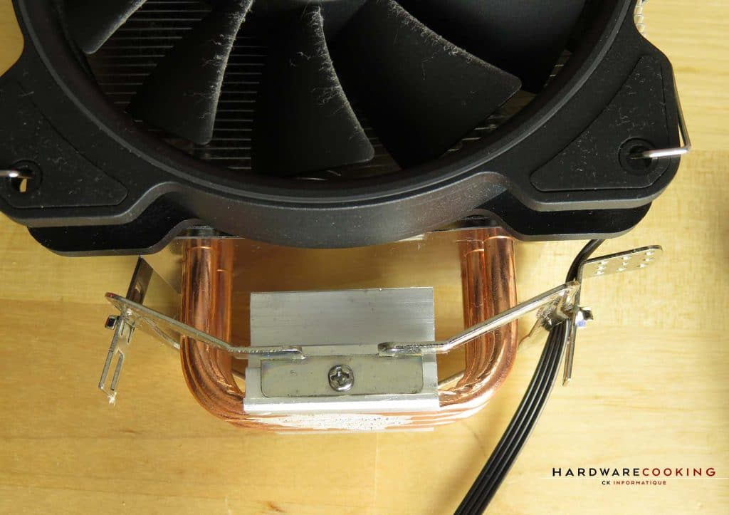 ANTEC A400 RGB fixation