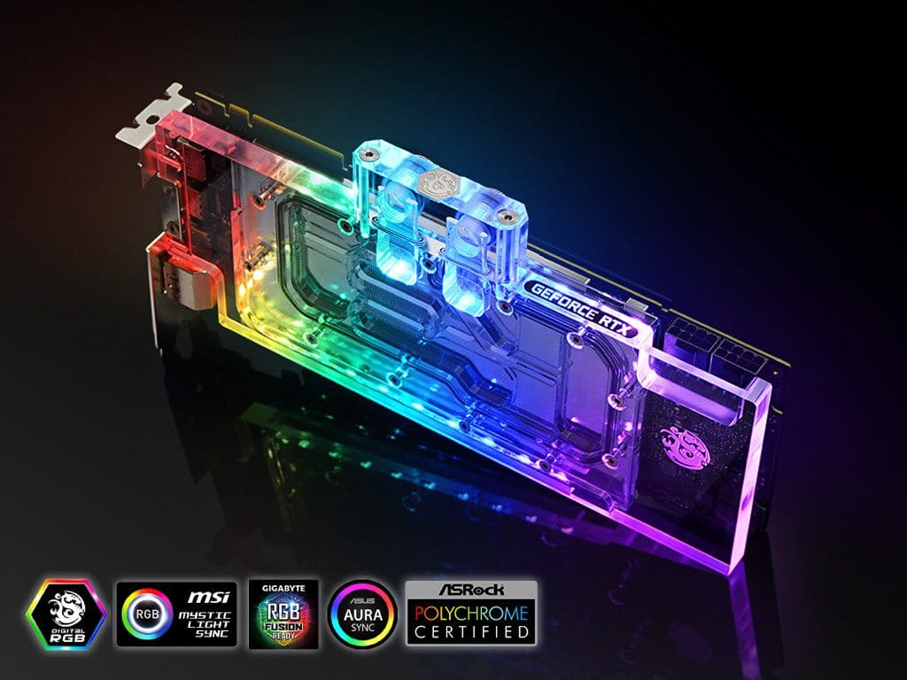 Bitspower Lothan GPU Waterblock