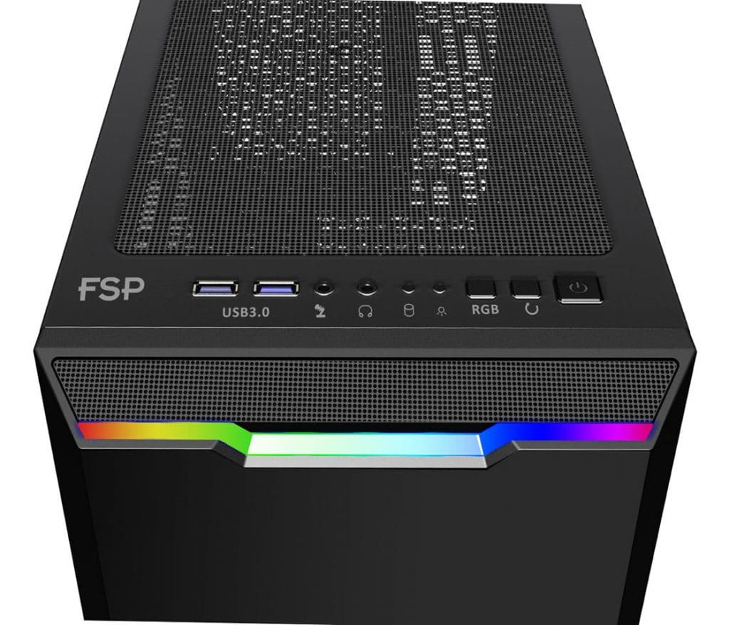 front panel FSP CMT350