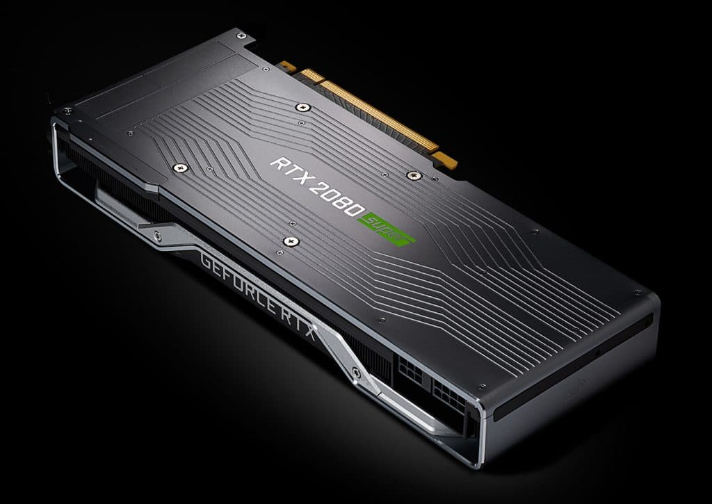 Carte graphique Nvidia GeForce RTX 2080 SUPER Founders Edition