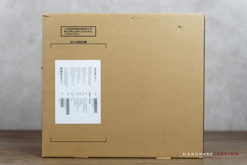 Carton VASIO SX14