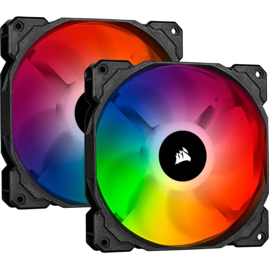 Ventilateurs Corsair iCUE SP RGB PRO