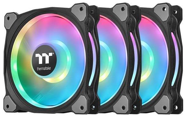 Floe DX RGB TT Premium Edition Riing Duo