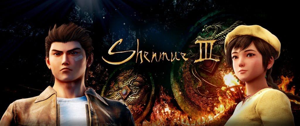 Shenmue III jeu vidéo