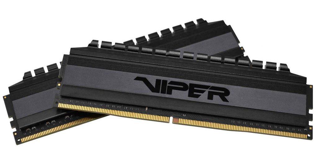 Viper 4 DDR4 Blackout