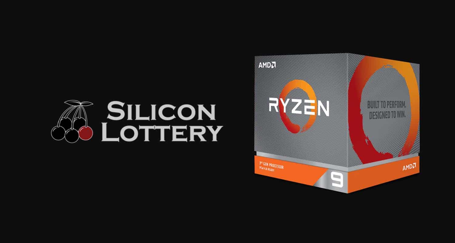 Silicon Lottery Ryzen de 3ème génération