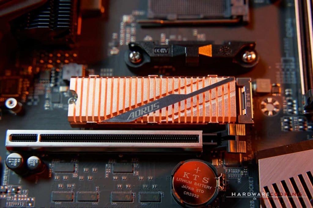 SSD AORUS NVMe Gen4