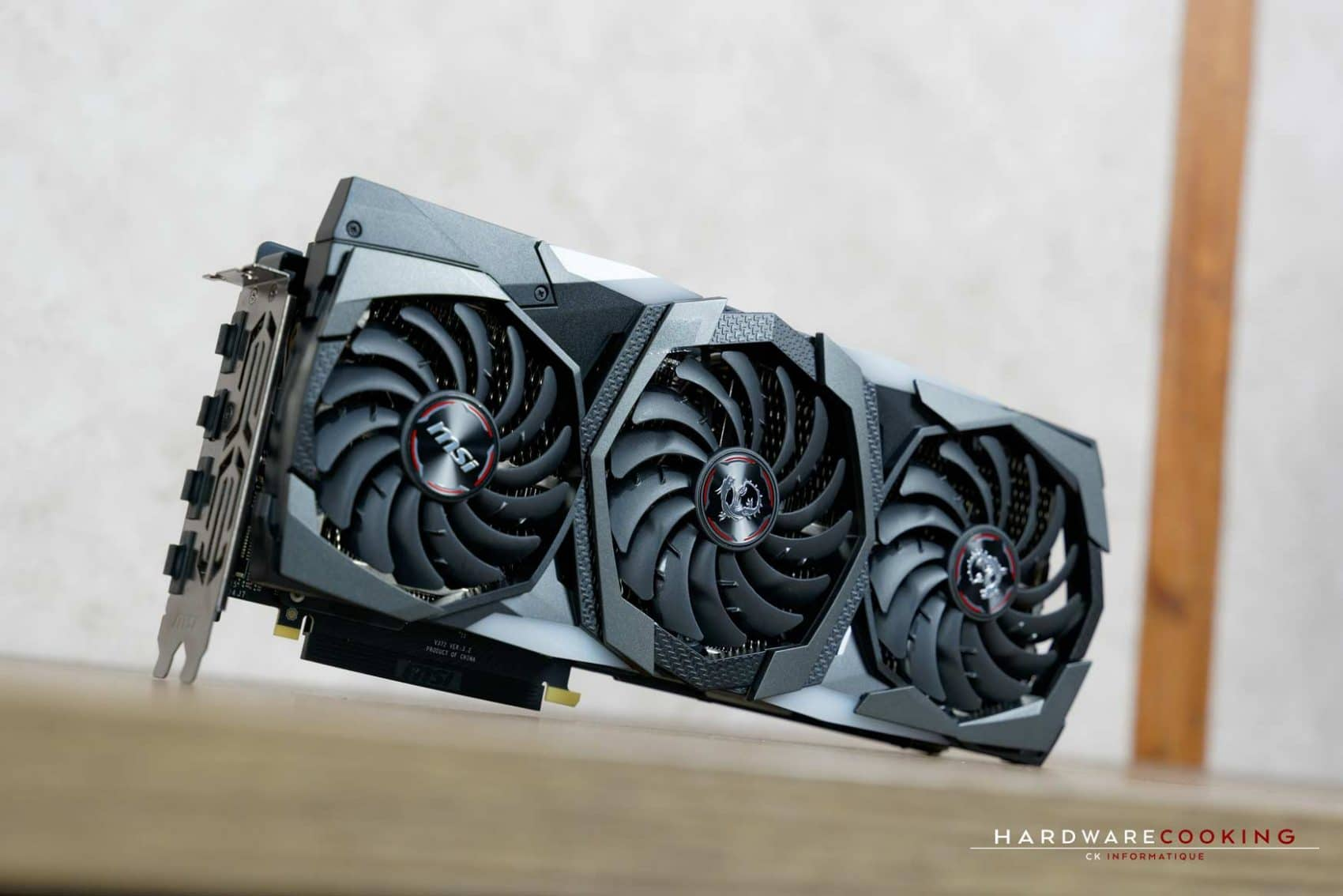Carte graphique MSI RTX 2070 SUPER Gaming X TRIO