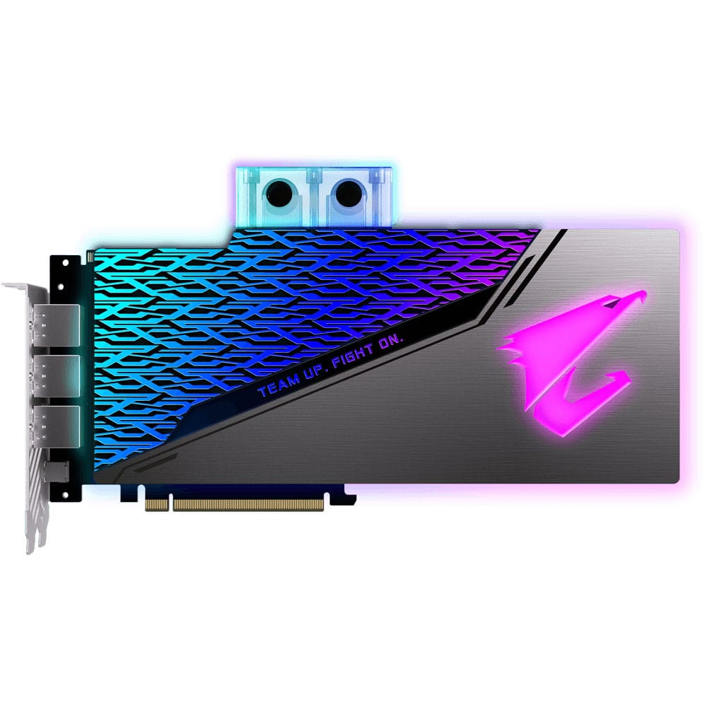 Carte graphique AORUS RTX 2080 SUPER WaterForce WB