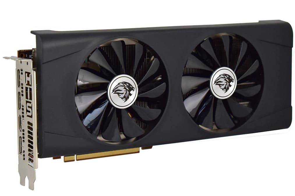 Carte graphique HIS Radeon RX 5700 XT IceQ X2