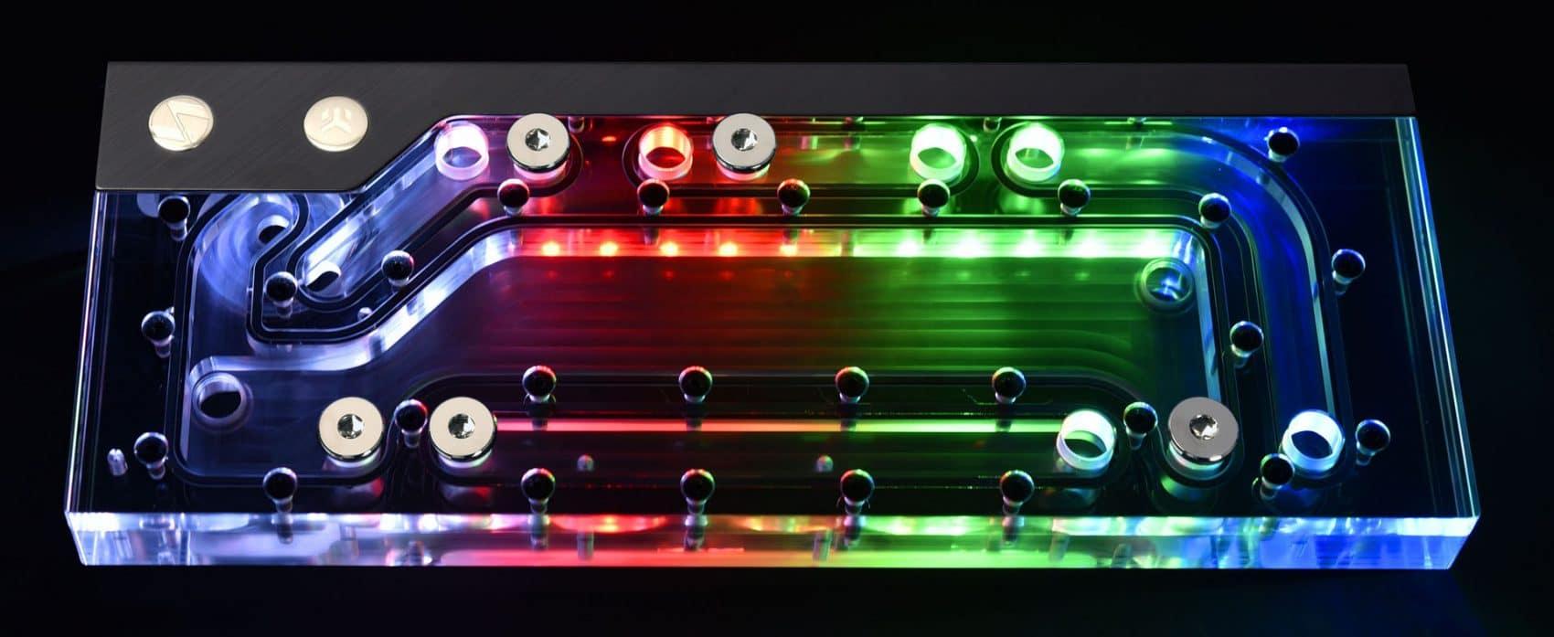 Lian Li EKWB Distro-Plate G1 RGB