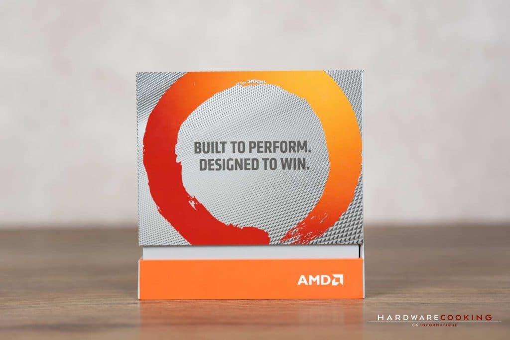 Boîte CPU AMD Ryzen 9 3900X