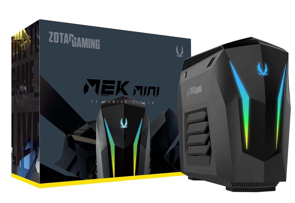 PC ZOTAC MEK Mini