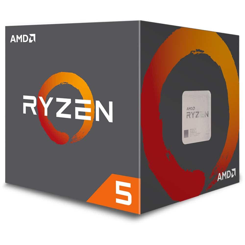 AMD Ryzen 5 2600 boîte