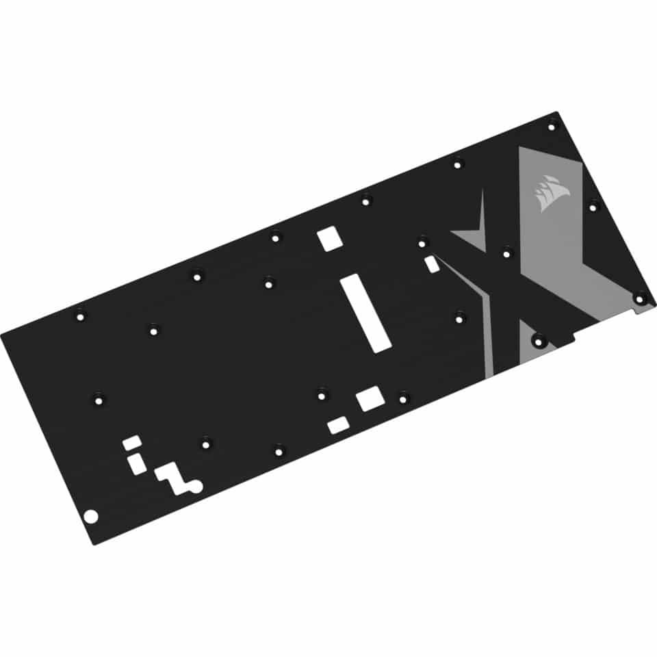 Backplate Corsair Hydro X