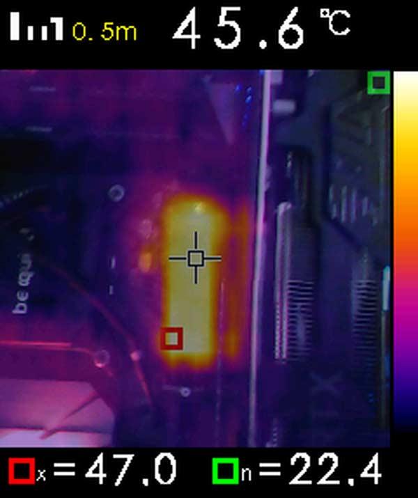 Caméra tehrmique SSD Crucial P1 1 To avec dissipateur thermique HCM PRO EVO.Z